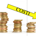 Tre modi per ridurre i costi