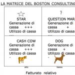 Le strategie di mercato; dove investire le risorse con la matrice BCG